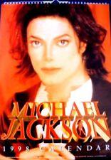 MICHAEL JACKSON 1998 CALENDAR  unused, new, by Oliver Books