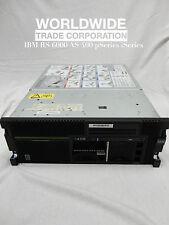 IBM 8203 E4A p520 Server 4.2GHz 4-Core POWER6, no mem/disk, 6-Slot SAS backplane