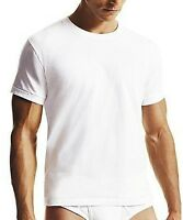 New 3-Pack Calvin Klein Men's Crew Neck Classic Fit White T-shirt
