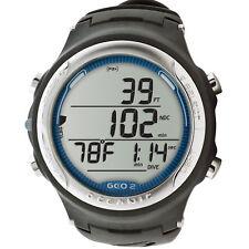 Oceanic GEO 2.0 Dive Computer Scuba Wrist Watch New Blue