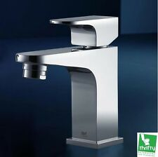 Dorf Arc Petite Basin Mixer Chrome WELS 6 star