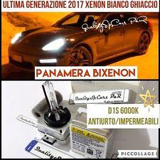 2 Lampadine XENON D1S PORSCHE PANAMERA 970 turbo s 3.0fari BIXENO HID 6000K Luci