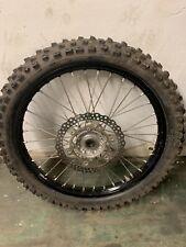 Kxf 450 2006/2007 Wheels