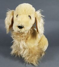 "10"" Vintage 1986 R Dakin Baby Cocker Spaniel Puppy Dog Stuffed Animal Plush Toy"