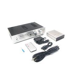 XiangSheng DAC-01A DAC Headphone Amplifier XMOS-U8 USB Bluetooth Receiver Silver