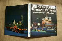 Sammlerbuch alte Modelleisenbahn, Bodenläufer, Märklin, Bing, Plank, ab 1900
