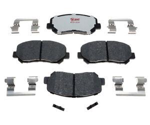 Disc Brake Pad Set-Element3; Hybrid Technology Front Raybestos EHT1623AH