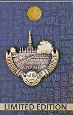 Hard rock cafe vientiane HRC precioso 3-d Grand opening pin