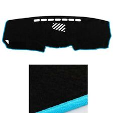 Dash Mat Covers with Sky blue Stripe for 2006 ~ 06/2013 Lexus IS250 GSE20R
