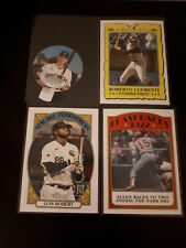 2021 Topps Heritage Inserts New Age, Then and Now, ect. You Pick