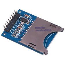 Lettore di Memory SD Card Reader Writer PIC Arduino Raspberry Shield Modulo
