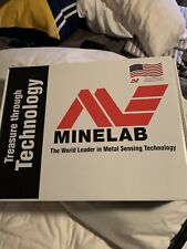 New ListingMinelab Safari Metal Detector With Box, Manual, Screen Cover. One Owner!