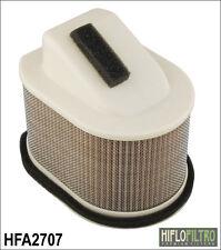 KAWASAKI Z750/z750s (2004 to 2012) Hiflofiltro Filtre À AIR DE RECHANGE HFA2707