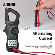 Digital Clamp Electrical Multimeter Clamp-On Meter Test Instruments Voltmeter