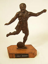 Ancien trophée en Bronze stade de Sedan