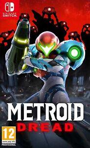 Metroid Dread (Switch) Brand New & Sealed Free UK P&P