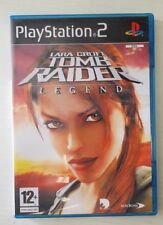 Lara Croft Tomb Raider Legend - PlayStation 2 - PS2 - Complete - PAL