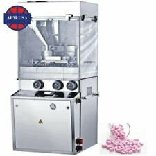 Zp9 Stainless Steel Fully Automatic Mini Zp 5 Rotary Tabs Press