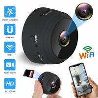 1080P HD Mini Hidden Camera Wireless Wifi IP Home Security DVR Night Vision
