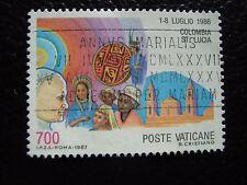 VATICANO - sello yvert y tellier nº 822 matasellados (A28) stamp (A)