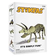 Stikfas Triceratops Dinosaur Kit *New* (Afk56R)
