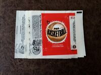 (1) 1979-80 TOPPS BASKETBALL WAX PACK WRAPPER - QTY AVAILABLE