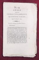 Beaugency en 1790 Veuve Jean Jacques Rousseau Aix en Provence Arbois Lestiou