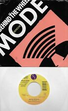DEPECHE MODE  Behind The Wheel  rare 45 with PicSleeve from 1987