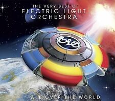 ELECTRIC LIGHT ORCHESTRA ALL OVER THE WORLD VERY BEST OF 2LP VINYL ALBUM (2016)