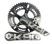Kuota CK90 EVO 10-11 Speed Carbon Road Bicycle GXP Crankset 53-39t 172.5mm NEW