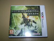 Ace Combat Assault Horizon Nintendo 3 DS ** Nuevo Y Sellado **