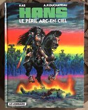 KAS  / HANS  10  /   LE PÉRIL ARC-EN-CIEL   /  EO  / NEUF