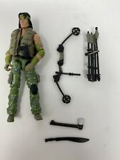 G. I. Joe Pursuit Of Cobra Spirit Iron Knife 3 3/4in