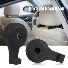 2PCS Portable Car Seat Hanger Auto Purse Bag Organizer Holder Hook Headres