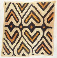 African Kuba cloth Velvet bakuba raffia Africa kv339