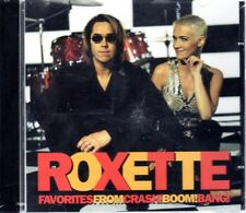 ROXETTE FAVORITES FROM CRASH BOOM BANG CD ALBUM ORIGINAL U.S.A.