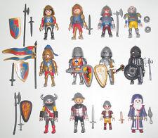 Playmobil Figurine Personnage Moyen Age Chevalier + Accessoires Modèle au Choix