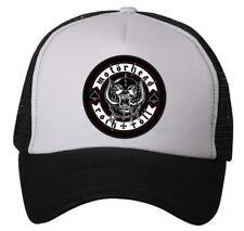 32cbb30ea72a3 Motörhead Hat (snapback trucker hat-Adjustable) Lemmy Ramones Misfits