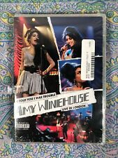 Amy Winehouse - I Told You I Was Trouble Amy Winehouse Live From London~ NEW DVD