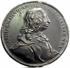 Savoia-Sardegna (Carlo Emanuele III) Medaglia,LAVY