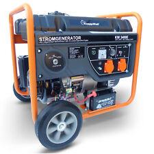 KnappWulf KW3400E Benzin Generator Stromerzeuger Notstromaggregat 230V 1 Phase