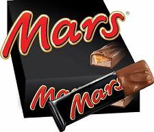 Mars Chocolate Bars 48 x 51g Box