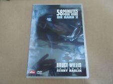 DVD Die Hard 2 - 58 minutes pour vivre - Renny Harlin