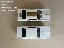 Oldsmobile 4-4-2 Cutlass 442 F-85 V8 1968 Hurst MuscleCar 1/43 choose your color
