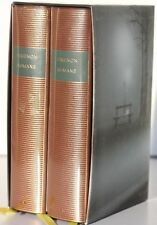 COLLECTION LA PLEIADE - GALLIMARD - SIMENON - ROMANS - 2 TOMES - 2003