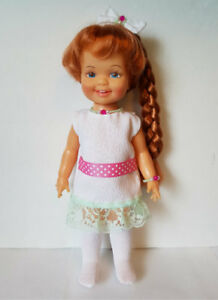 CINNAMON Doll Clothes DRESS BOOTS HAIR BOW JEWELRY HM Fashion NO DOLL