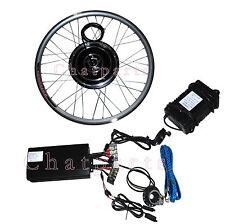 "26"" 48V 1000W Front Wheel Electric Bicycle Motor Kit Powerful E-Bike Conversion"