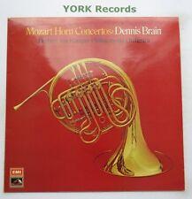 ASD 1140 - MOZART - Horn Concertos DENNIS BRAIN / KARAJAN - Ex Con LP Record