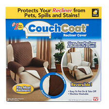 50% OFF Couch Coat Reversible Recliner Cover  Couchcoat