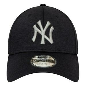New Era Men's New York Yankees 9 Forty Tech Shadow Cap - Black BNWT